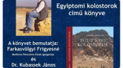 dr. Lázár Imre: Egyiptomi kolostorok előadása és konyvbemutató